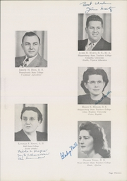 Page 17, 1950 Edition, Washington Township High School - Wahtonian Yearbook (Waynesboro, PA) online yearbook collection