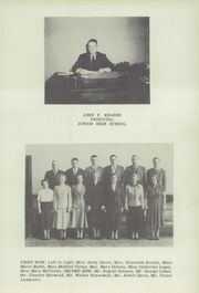 Page 15, 1950 Edition, Harter High School - Memories Yearbook (West Nanticoke, PA) online yearbook collection