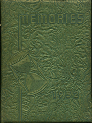 1952 Edition, Harter High School - Memories Yearbook (West Nanticoke, PA)