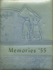 1955 Edition, Harter High School - Memories Yearbook (West Nanticoke, PA)