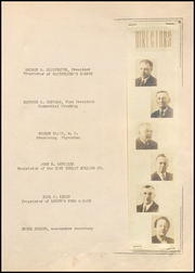 Page 17, 1937 Edition, East Berlin High School - Cherry and Steel Yearbook (East Berlin, PA) online yearbook collection