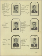 Page 9, 1938 Edition, East Berlin High School - Cherry and Steel Yearbook (East Berlin, PA) online yearbook collection