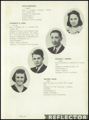 Page 13, 1941 Edition, East Berlin High School - Cherry and Steel Yearbook (East Berlin, PA) online yearbook collection