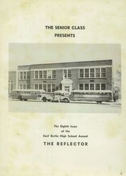 Page 7, 1942 Edition, East Berlin High School - Cherry and Steel Yearbook (East Berlin, PA) online yearbook collection