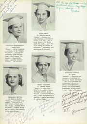 Page 16, 1957 Edition, St John the Baptist High School - Campanile Yearbook (Pittsburgh, PA) online yearbook collection