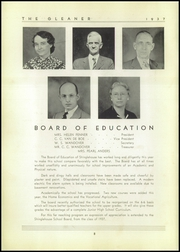Page 10, 1937 Edition, Shinglehouse High School - Gleaner Yearbook (Shinglehouse, PA) online yearbook collection