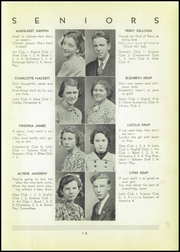 Page 17, 1937 Edition, Shinglehouse High School - Gleaner Yearbook (Shinglehouse, PA) online yearbook collection