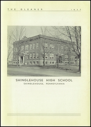 Page 7, 1937 Edition, Shinglehouse High School - Gleaner Yearbook (Shinglehouse, PA) online yearbook collection
