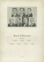 Page 10, 1937 Edition, Kulpmont High School - Banner Yearbook (Kulpmont, PA) online yearbook collection