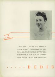 Page 8, 1945 Edition, Kulpmont High School - Banner Yearbook (Kulpmont, PA) online yearbook collection