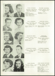Page 16, 1949 Edition, Kulpmont High School - Banner Yearbook (Kulpmont, PA) online yearbook collection