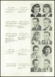 Page 17, 1949 Edition, Kulpmont High School - Banner Yearbook (Kulpmont, PA) online yearbook collection