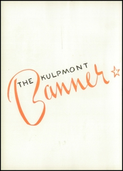 Page 6, 1949 Edition, Kulpmont High School - Banner Yearbook (Kulpmont, PA) online yearbook collection