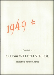 Page 7, 1949 Edition, Kulpmont High School - Banner Yearbook (Kulpmont, PA) online yearbook collection