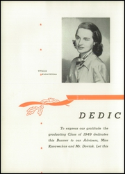 Page 8, 1949 Edition, Kulpmont High School - Banner Yearbook (Kulpmont, PA) online yearbook collection