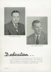 Page 12, 1954 Edition, Kulpmont High School - Banner Yearbook (Kulpmont, PA) online yearbook collection