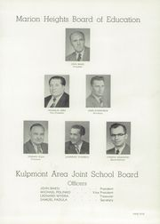 Page 9, 1954 Edition, Kulpmont High School - Banner Yearbook (Kulpmont, PA) online yearbook collection