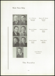 Page 12, 1940 Edition, East Bethlehem Township High School - Annual Yearbook (Fredericktown, PA) online yearbook collection