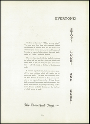 Page 7, 1940 Edition, East Bethlehem Township High School - Annual Yearbook (Fredericktown, PA) online yearbook collection