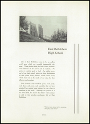 Page 9, 1940 Edition, East Bethlehem Township High School - Annual Yearbook (Fredericktown, PA) online yearbook collection