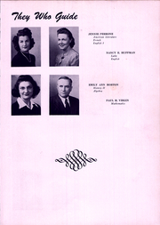 Page 11, 1944 Edition, East Bethlehem Township High School - Annual Yearbook (Fredericktown, PA) online yearbook collection