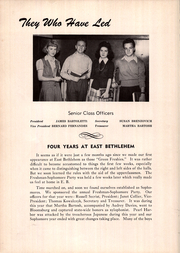 Page 16, 1944 Edition, East Bethlehem Township High School - Annual Yearbook (Fredericktown, PA) online yearbook collection