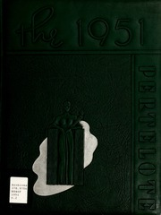 Page 1, 1951 Edition, Brevard College - Pertelote Yearbook (Brevard, NC) online yearbook collection
