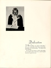 Page 10, 1951 Edition, Brevard College - Pertelote Yearbook (Brevard, NC) online yearbook collection
