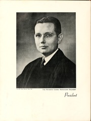 Page 12, 1951 Edition, Brevard College - Pertelote Yearbook (Brevard, NC) online yearbook collection