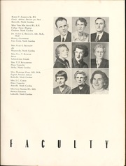 Page 13, 1951 Edition, Brevard College - Pertelote Yearbook (Brevard, NC) online yearbook collection