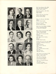 Page 14, 1951 Edition, Brevard College - Pertelote Yearbook (Brevard, NC) online yearbook collection