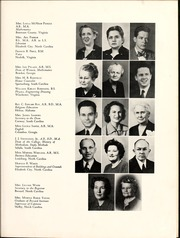 Page 15, 1951 Edition, Brevard College - Pertelote Yearbook (Brevard, NC) online yearbook collection
