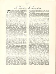 Page 8, 1951 Edition, Brevard College - Pertelote Yearbook (Brevard, NC) online yearbook collection