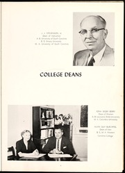 Page 13, 1956 Edition, Brevard College - Pertelote Yearbook (Brevard, NC) online yearbook collection