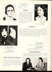 Page 16, 1956 Edition, Brevard College - Pertelote Yearbook (Brevard, NC) online yearbook collection