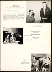 Page 17, 1956 Edition, Brevard College - Pertelote Yearbook (Brevard, NC) online yearbook collection