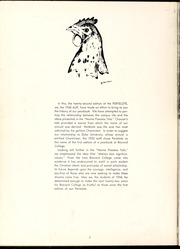 Page 6, 1956 Edition, Brevard College - Pertelote Yearbook (Brevard, NC) online yearbook collection