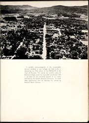 Page 7, 1956 Edition, Brevard College - Pertelote Yearbook (Brevard, NC) online yearbook collection