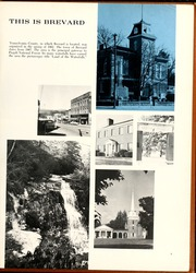 Page 11, 1962 Edition, Brevard College - Pertelote Yearbook (Brevard, NC) online yearbook collection