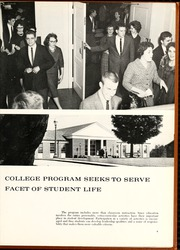 Page 13, 1962 Edition, Brevard College - Pertelote Yearbook (Brevard, NC) online yearbook collection