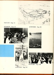 Page 8, 1962 Edition, Brevard College - Pertelote Yearbook (Brevard, NC) online yearbook collection