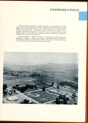 Page 9, 1962 Edition, Brevard College - Pertelote Yearbook (Brevard, NC) online yearbook collection