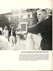 Page 10, 1966 Edition, Brevard College - Pertelote Yearbook (Brevard, NC) online yearbook collection