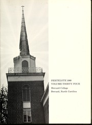 Page 5, 1968 Edition, Brevard College - Pertelote Yearbook (Brevard, NC) online yearbook collection