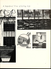 Page 9, 1968 Edition, Brevard College - Pertelote Yearbook (Brevard, NC) online yearbook collection