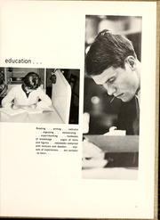 Page 15, 1969 Edition, Brevard College - Pertelote Yearbook (Brevard, NC) online yearbook collection