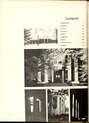 Page 6, 1969 Edition, Brevard College - Pertelote Yearbook (Brevard, NC) online yearbook collection