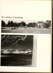 Page 7, 1969 Edition, Brevard College - Pertelote Yearbook (Brevard, NC) online yearbook collection