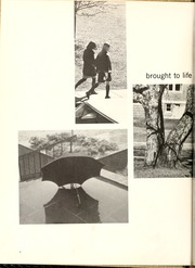Page 8, 1969 Edition, Brevard College - Pertelote Yearbook (Brevard, NC) online yearbook collection