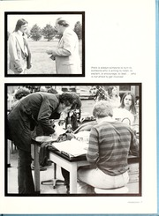 Page 11, 1976 Edition, Brevard College - Pertelote Yearbook (Brevard, NC) online yearbook collection